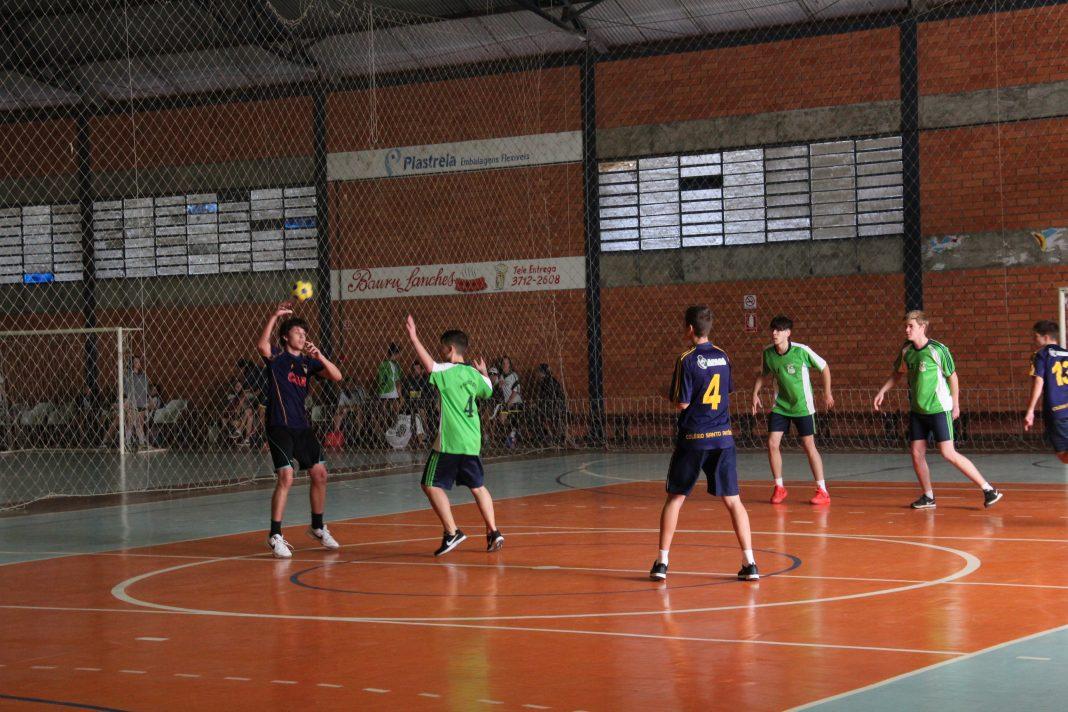 ef4ba0e7fcc Jogos Escolares de Estrela conhece os primeiros campeões do handebol ...